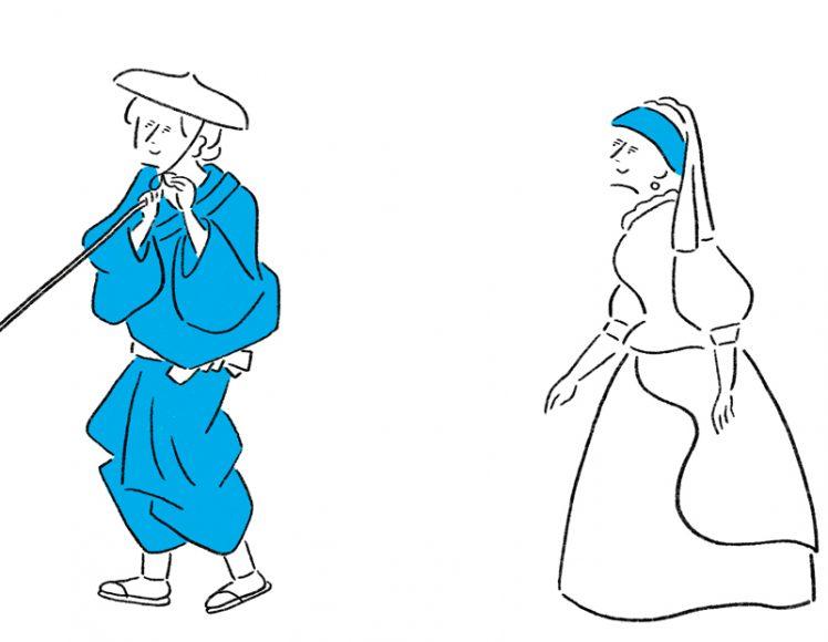 遺伝子レベルでみんな青に恋してる!始まりは紀元前。女と青は縁が深い ...