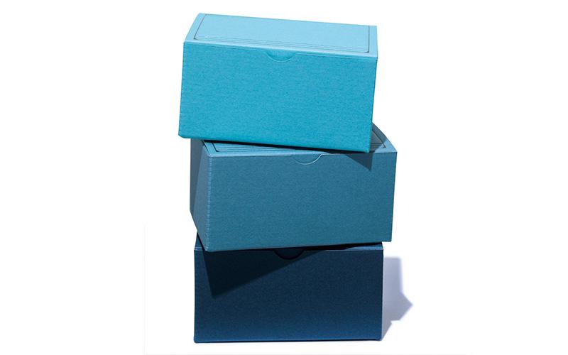 パピエラボの CARD BOX-3PCS
