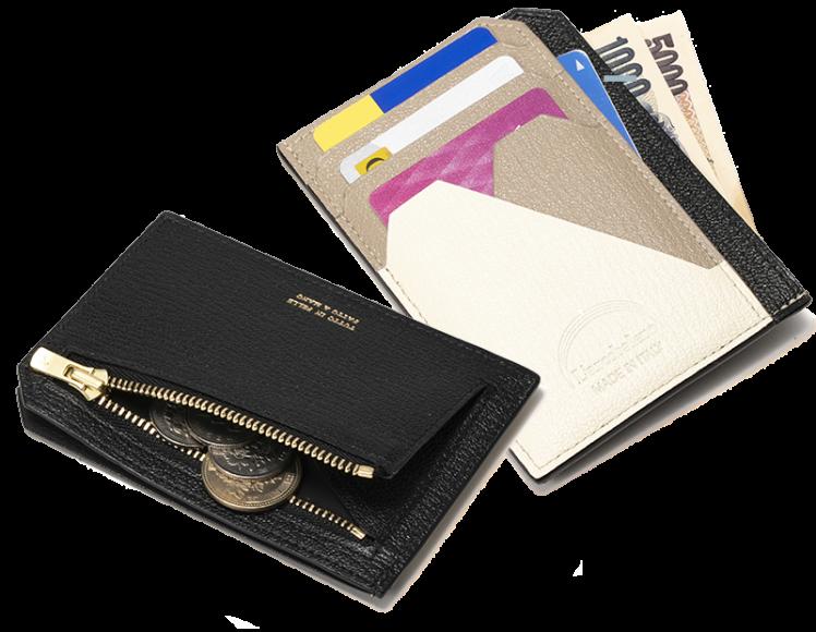 26f5f4c2bcf9 メイン財布に、ミニウォレットを選んでみたら ラルコバレーノ LaLa ...