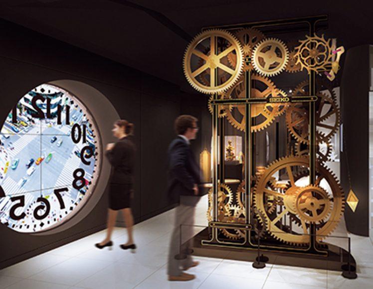 エンタメ満載の時計の世界へ