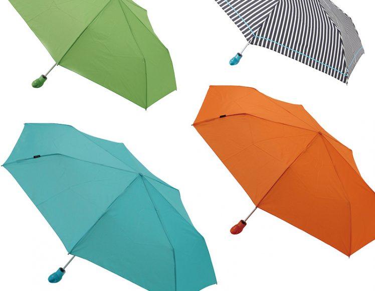 おしゃれで使える傘があれば、雨も楽しい