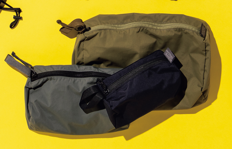 ミステリーランチのゾイドバッグ