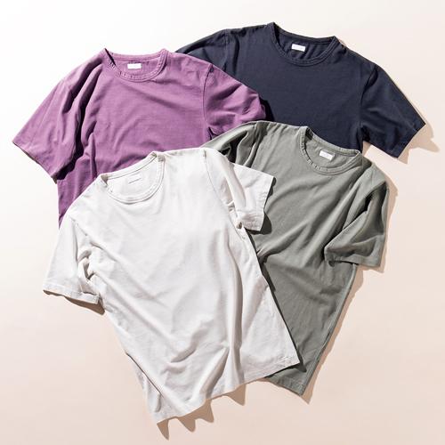 フランネルのライトスビンコットンユニセックスTシャツ