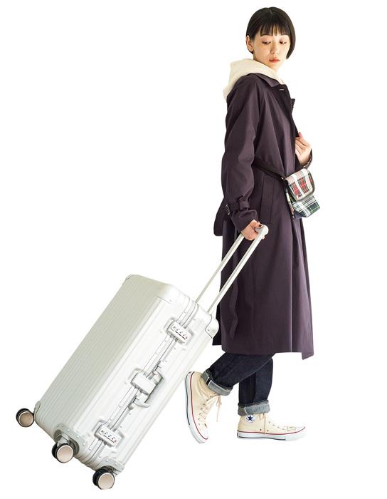 リカルド・ビバリーヒルズのスーツケース