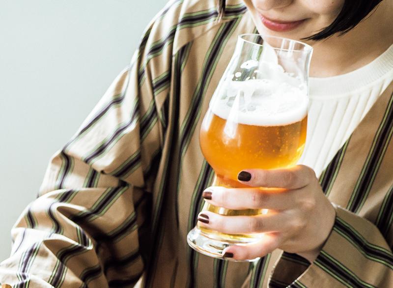 アレゴリーホームツールズのビールグラス