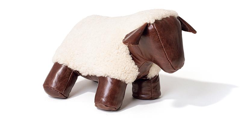 オーエンバリーの羊ドアストッパー