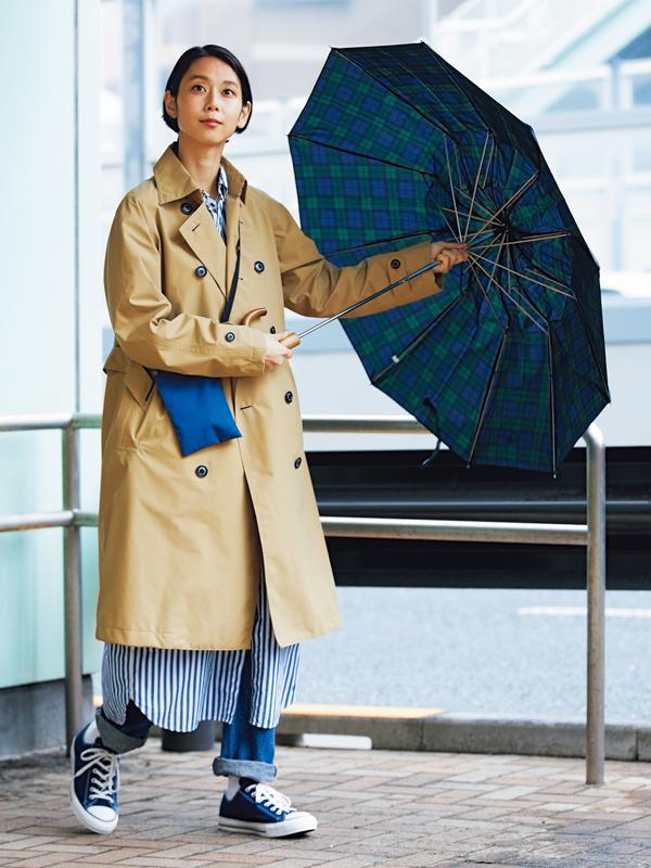 Rain or Shine 天気と服