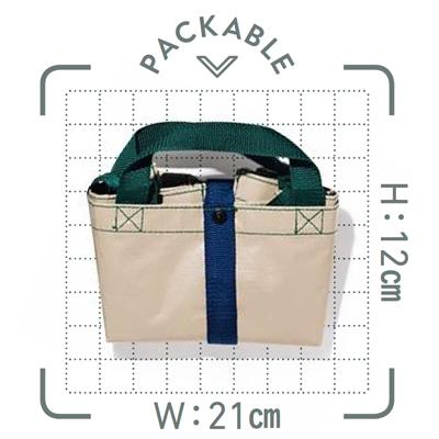 ミレストのユーティリティーPEカートバッグ