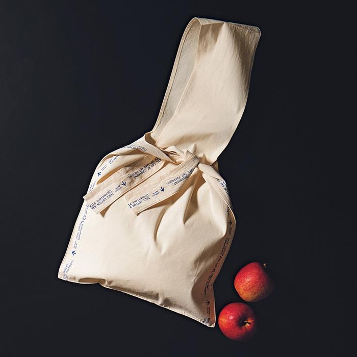 リトルブラウンストアのノットバッグ