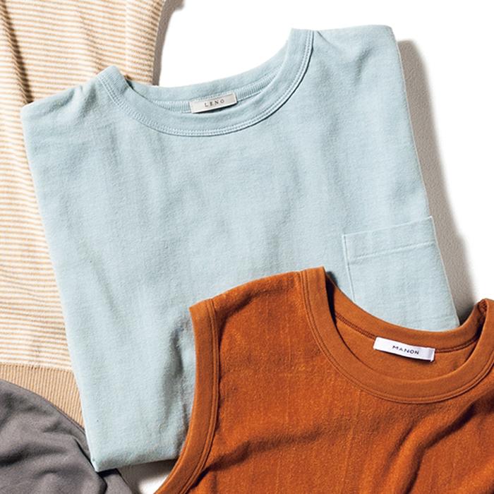 リノのポケットTシャツ