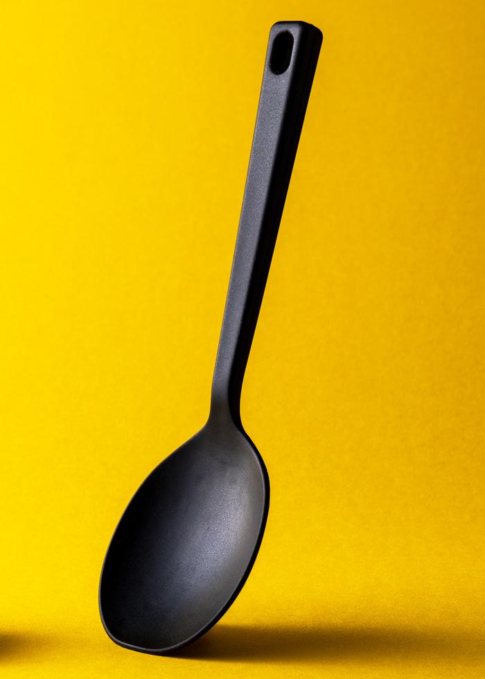 無印良品のシリコーン調理スプーン