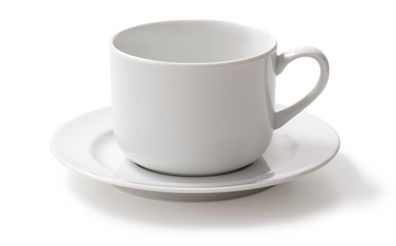 ピリヴィッツのサンセールモーニングカップ&ソーサー
